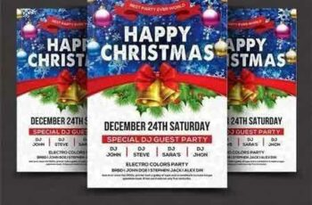 1708250 Christmas Party Flyer 2031634 2