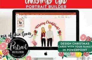 1708253 Christmas Portrait Builder Couple 1999857 7