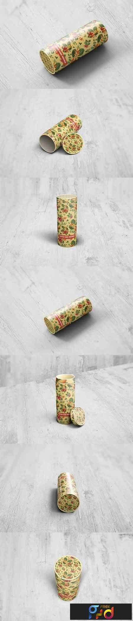 1708257 Paper Tube Mockup 1