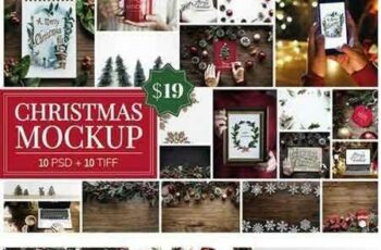 1708268 The Christmas Mockup Bundle 2041727 6