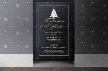 1708277 Christmas Party Flyer -V682 2056253 7