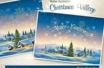 1708281 Christmas Village 2042319 4