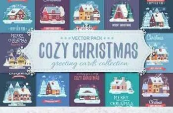 1708283 Cozy Winter House Christmas Cards 2077296 4