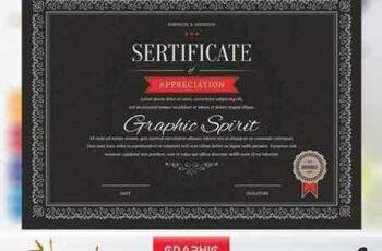 1709019 Customizable Certificate Template 714734 2