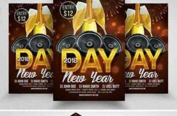 1709022 Happy New Year Flyer 2088171 3