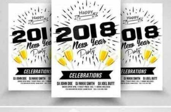 1709024 Happy New Year Flyer 2088229 5