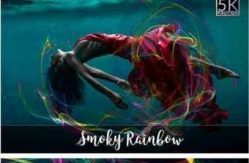 1709036 5K Smoky Rainbow Overlays 2068675