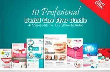 1709037 10 Dental Care Flyer Bundle Vol 01 2115770 5