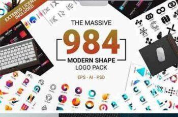1709040 984 Modern Logo Shape 2109251 7