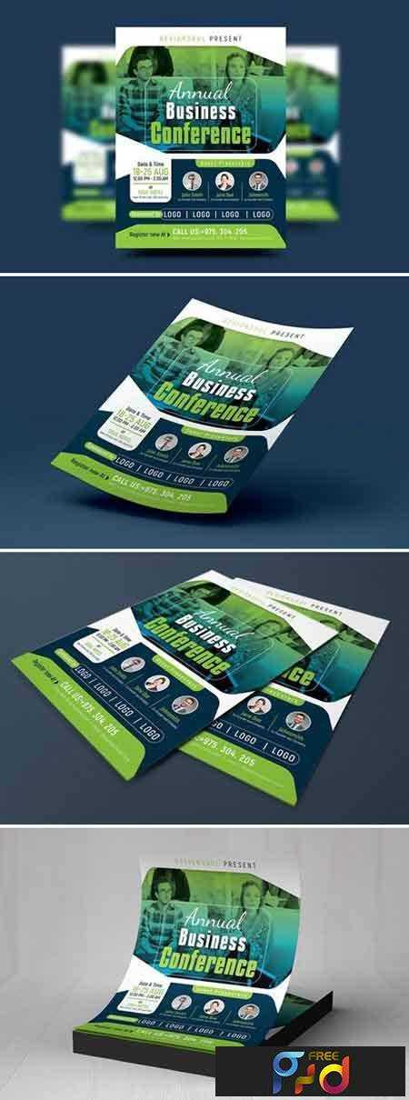 1709055 Business Conference Flyer 2087672 1