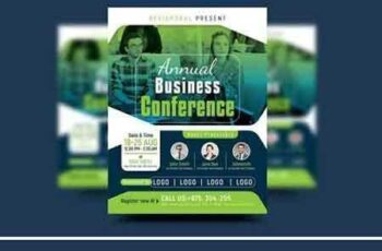 1709055 Business Conference Flyer 2087672 5