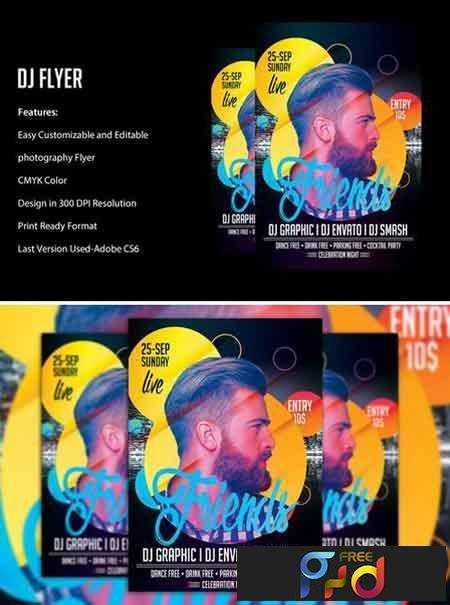 1709057 Club DJ Flyer 2088209 1