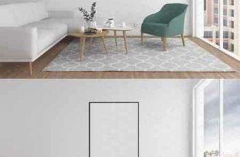 1709092 Interior mockup - blank wall mock up 1930904 3