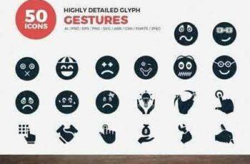 1709093 JI-Glyph Gesture Icons Set 1467975 7