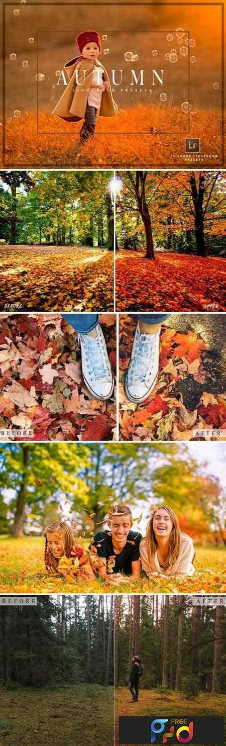 1709098 Autumn Lightroom Preset Bundle 2102800 1