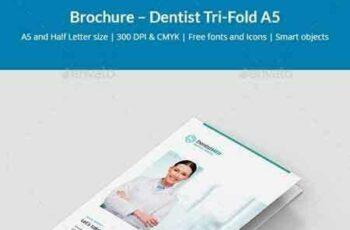 1709106 Brochure – Dentist Tri-Fold A5 21130947 7
