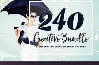 1709115 240 Lightroom Presets Creative Bundle 703176 3