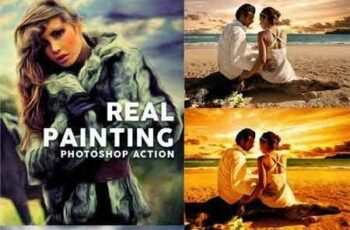1709120 Real Painting Photoshop Action 16132938 2