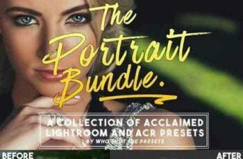1709130 The VSOC Portrait Bundle 695635