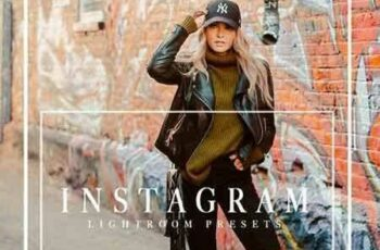 1709140 Instagram Lightroom Preset Bundle 2100927 6