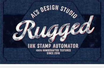 1709146 AL's Rugged Ink Stamp Automator 2128030 2