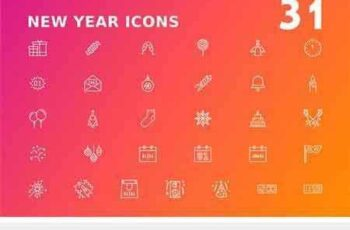 1709156 New Year Icon Bundle 2131423 3