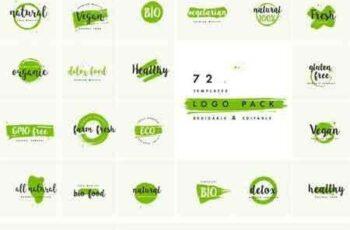 1709157 Organic, Natural and Vegan Badges 2130773 5