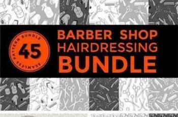 1709162 Barber Shop Hairdressing Bundle 2111924 4