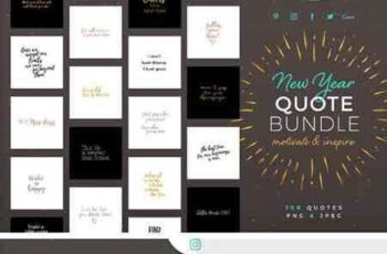 1709173 New Year Quote Bundle 2164981 9