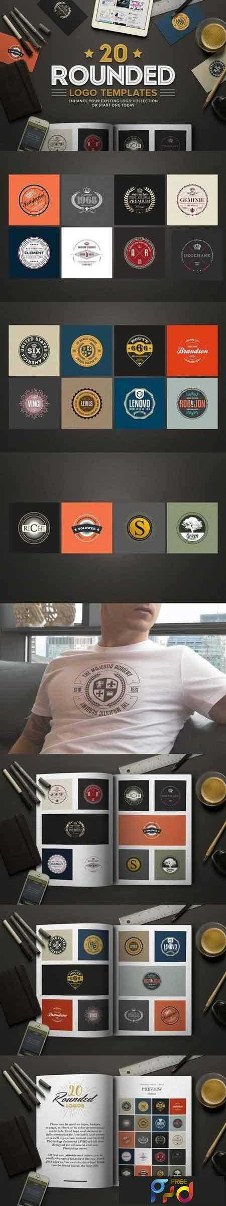 1709194 20 Rounded Logos 2018513 1
