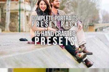 1709222 Complete Portrait Pack 1477610 6