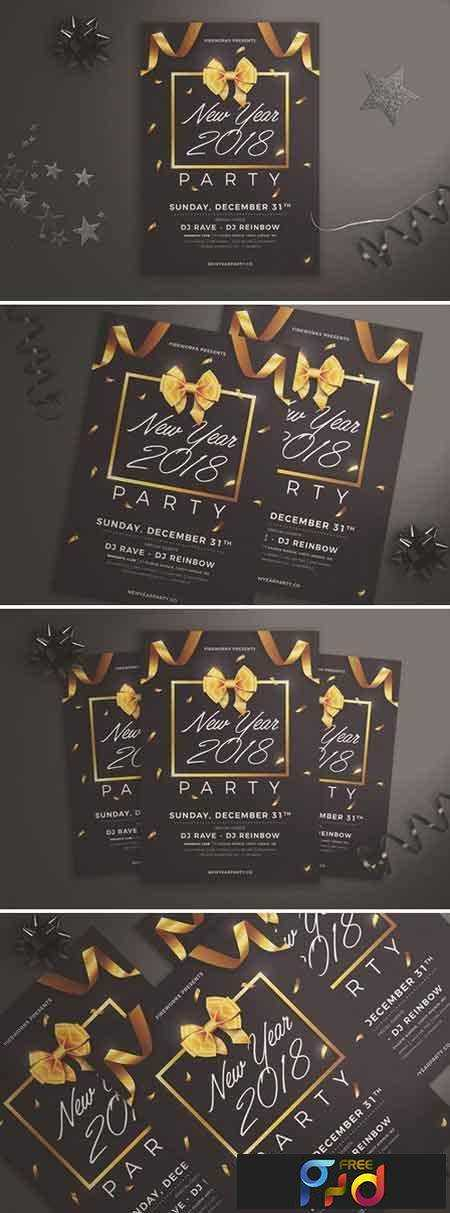 1709233 New Year Party Flyer 2103024 1