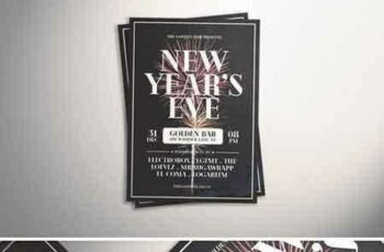 1709234 New Year's Eve Flyer 2111639 4