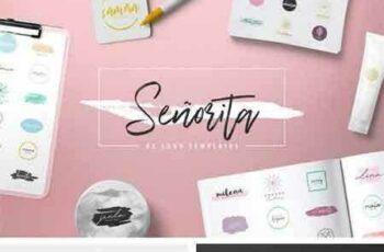 1709240 Senoritas Dream - Logo Templates 2103734 4