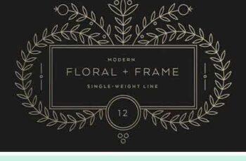 1709255 Floral + Frame 2104055 3