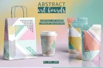 1709284 Abstract Art boards 1966319 6