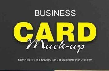 1709285 Business Card Mockups 1965875 5