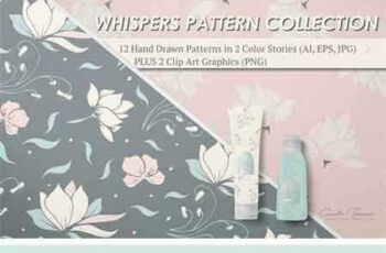 1709291 Whispers Pattern Collection 2131911 6