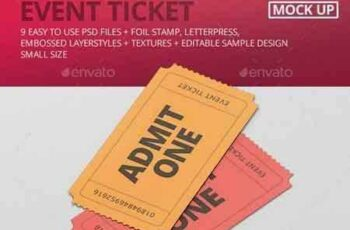 1801002 Event Ticket Mockup - Small Size 21220927 3