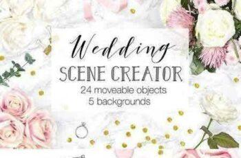 1801007 Wedding Scene Creator - Top View 1787960 2
