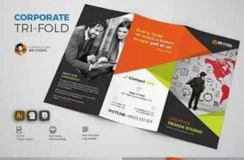 1801015 Corporate Tri Fold Brochure 1800473 4