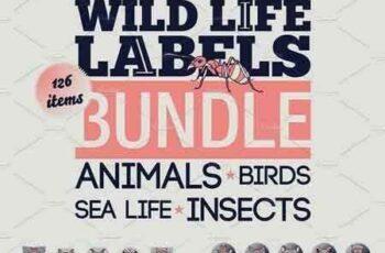 1801025 Wild Life Labels 1916792 6