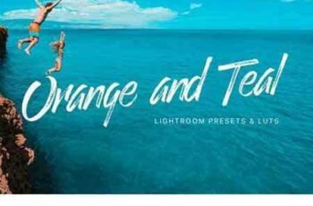 1801033 Orange Teal Lightroom Presets + LUTs 2122310 6