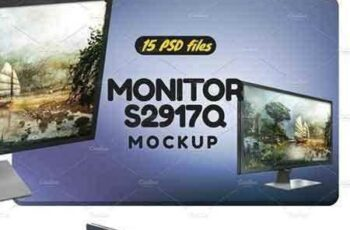 1801046 Monitor s2817q App Mock-up 2085744 5