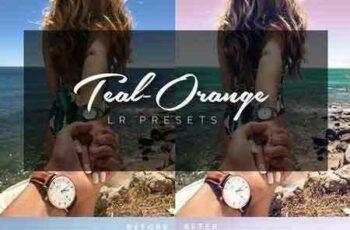 1801056 10 Teal Orange - Amber - LR Presets 1787718 8