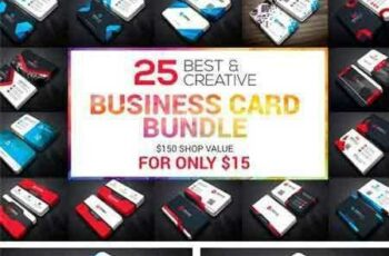 1801073 25 Business Card Bundle 2112490