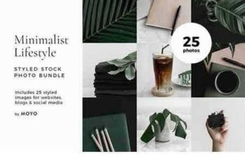 1801090 Minimalist Lifestyle Photo Bundle 2120987