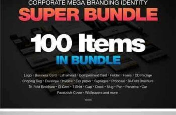 1801098 Corporate Mega Branding Bundle 2130586 7
