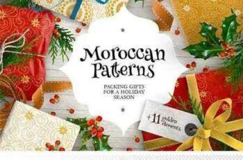 1801103 Moroccan Patterns Vol. 1 2058059 7