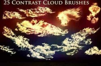 1801163 25 Contrast Cloud Brushes 1786967 3